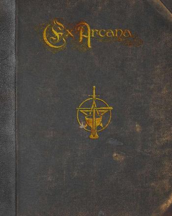 CHRONOS: ExArcana Skein Book