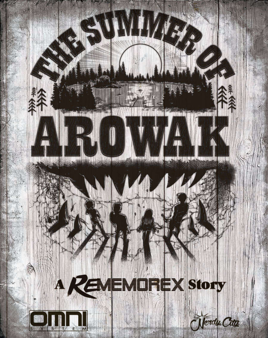 ReMemorex: The Summer of Arowak Novella